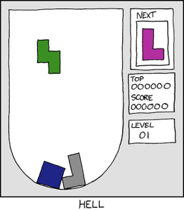 """""""Hell"""" - Thanks to xkcd"""